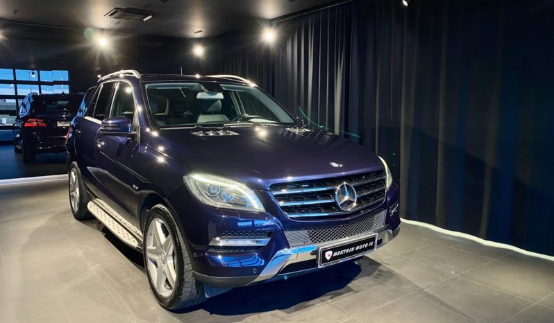 Mercedes Benz ML 350 CDI full