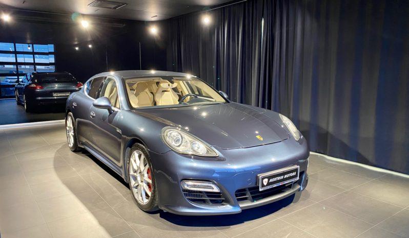 Porsche Panamera Turbo full
