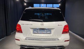 Mercedes Benz GLK 220d 4matic full