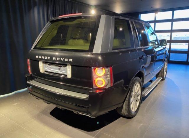 Range Rover Autobiography full