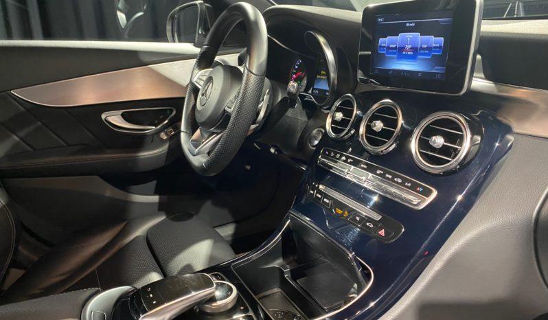 Mercedes Benz C200d full