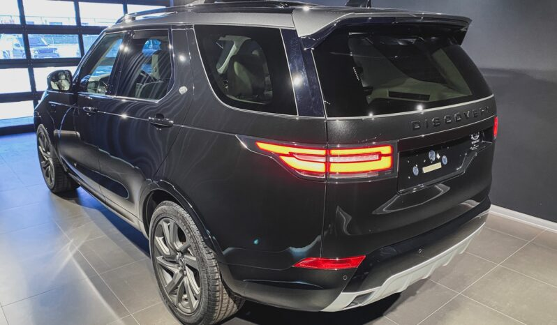Land Rover Discovery TDV6 HSE full