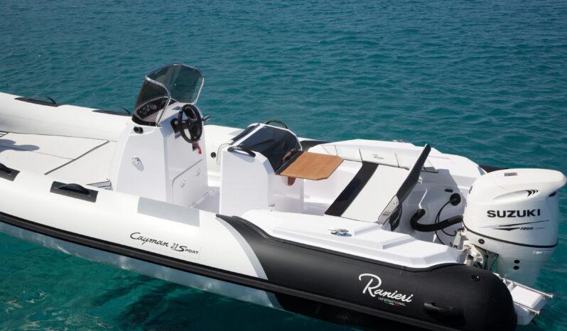 Ranieri Cayman 21 Sport full