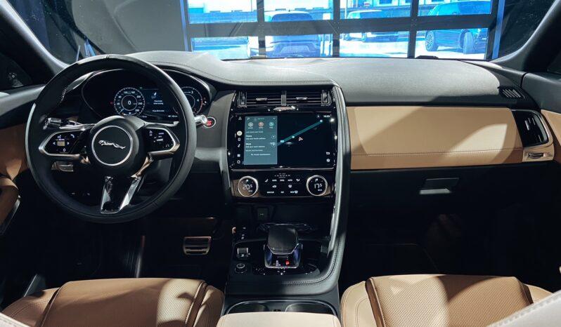 Jaguar E-Pace D165 S full